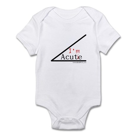 I'm a cutie - Infant Bodysuit
