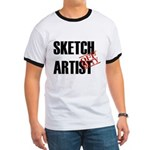 Off Duty Sketch Artist Ringer T