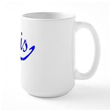 Norris Vintage (Blue) Mug