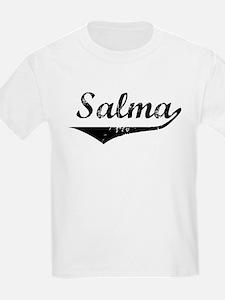 Salma Vintage (Black) T-Shirt