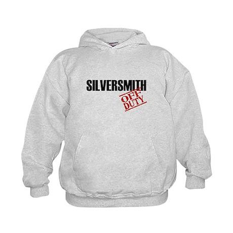 Off Duty Silversmith Kids Hoodie