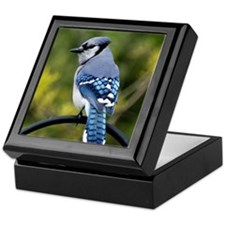 Unique Jay Keepsake Box