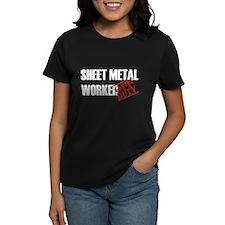 Off Duty Sheet Metal Worker Tee