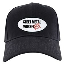 Off Duty Sheet Metal Worker Baseball Hat
