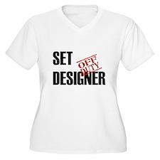 Off Duty Set Designer T-Shirt
