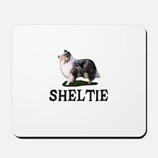 Sheltie Mousepad