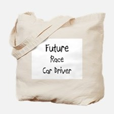 Future Race Car Driver Tote Bag