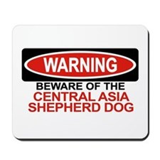 CENTRAL ASIA SHEPHERD DOG Mousepad