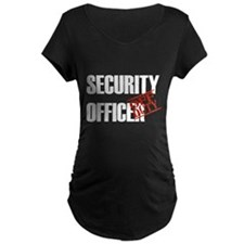 Off Duty Security Officer T-Shirt