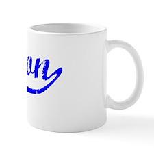 Trevion Vintage (Blue) Mug