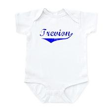 Trevion Vintage (Blue) Infant Bodysuit