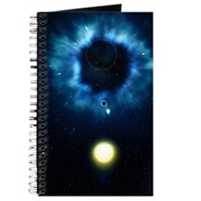 Black Hole & Companion Star - Journal