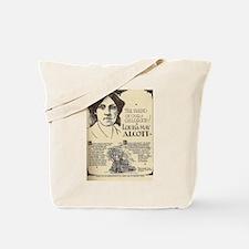 Unique Louisa may alcott Tote Bag