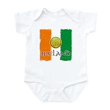 Celtic Ireland Flag Infant Bodysuit