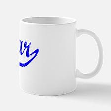 Oscar Vintage (Blue) Mug