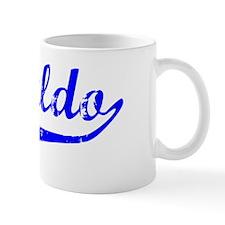 Oswaldo Vintage (Blue) Mug