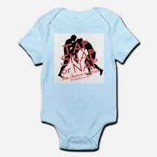 Tap Snap or Nap Infant Bodysuit