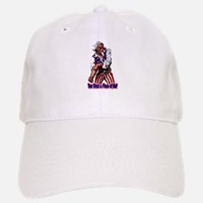 You Want a Piece of Me? Baseball Baseball Cap