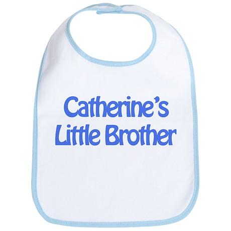 Catherine's Little Brother Bib