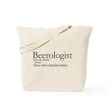Beerologist Tote Bag