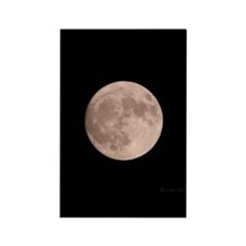 Moon Rectangle Magnet (10 pack)