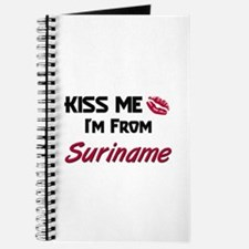 Kiss Me I'm from Suriname Journal