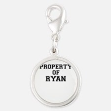 Property of RYAN Charms