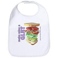 GLBT sandwich Bib