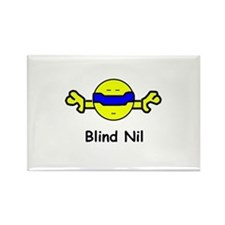 Blind Nil Rectangle Magnet