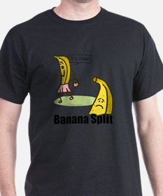 Banana split funny T-Shirt