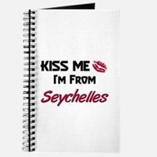 Kiss Me I'm from Seychelles Journal