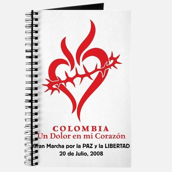 La Pasion de Colombia Journal