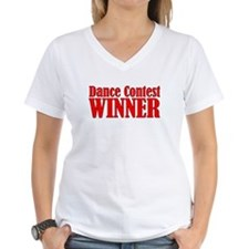 Dance Contest Winner Shirt