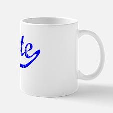 Vicente Vintage (Blue) Mug