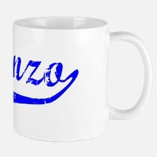 Vincenzo Vintage (Blue) Small Small Mug