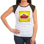Salsa-2 Women's Cap Sleeve T-Shirt