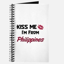 Kiss Me I'm from Philippines Journal