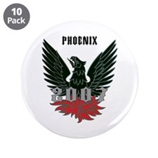 "Phoenix 2007 3.5"" Button (10 pack)"