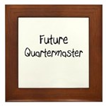 Future Quartermaster Framed Tile