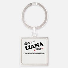 LIANA thing, you wouldn't understand Keychains