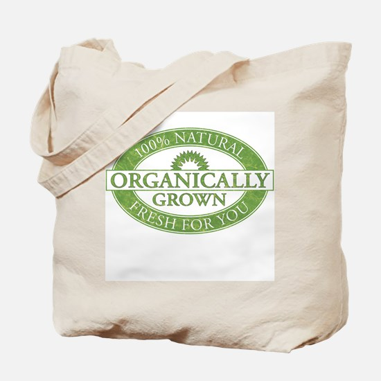 Organically Grown Tote Bag