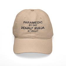 Paramedic Deadly Ninja Baseball Cap