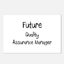 Future Quality Assurance Manager Postcards (Packag