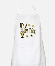 Bee Thing! BBQ Apron