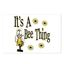 Bee Thing! Postcards (Package of 8)