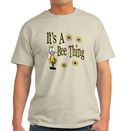 Bee Thing! Light T-Shirt