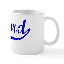Willard Vintage (Blue) Mug