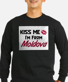 Kiss Me I'm from Moldova T