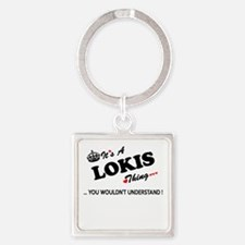 LOKIS thing, you wouldn't understand Keychains