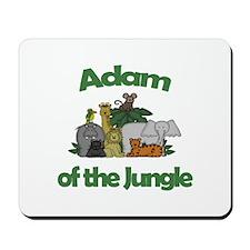 Adam of the Jungle Mousepad